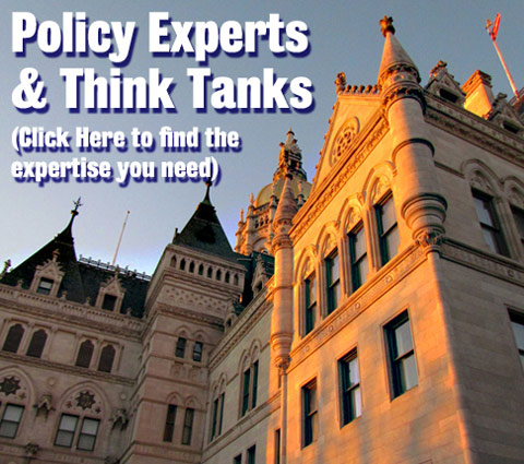 Think Tanks (Click Here for policy expertise)