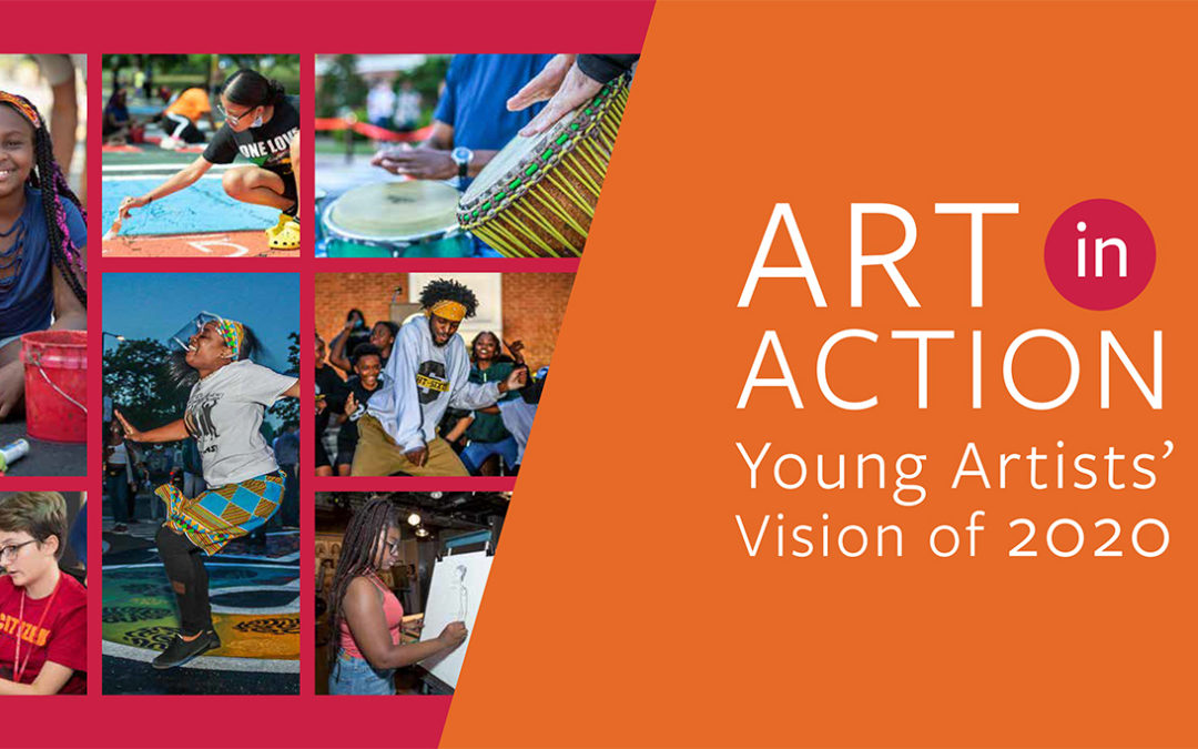 Work_Space in Manchester to Host Art in Action: Young Artists' Vision of 2020